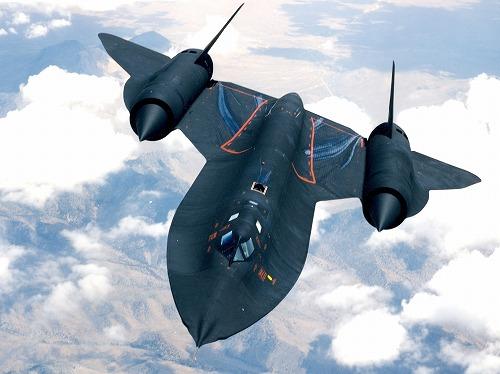F 117 Nighthawk SR-71 ブラックバ�...