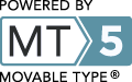 Powered by Movable Type